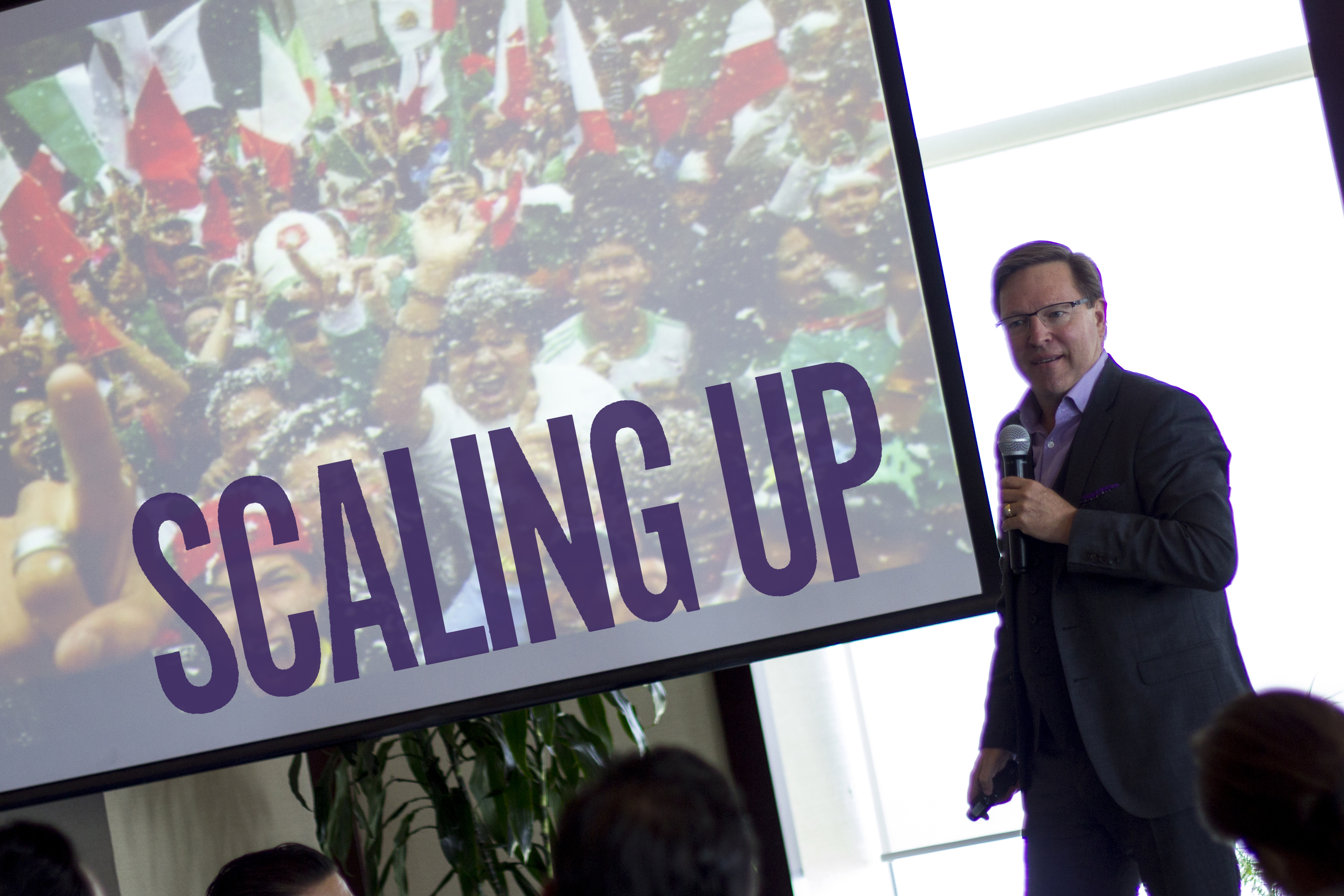 Scaling Up Summit - Mexico City